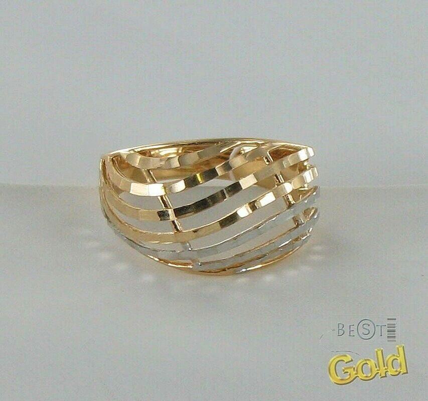 без камней золотые кольца фото